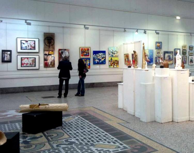 Xeme Salon des Artistes arméniens