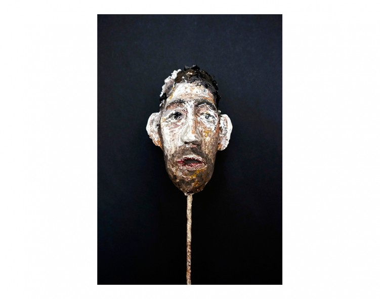 Head of Yann color II